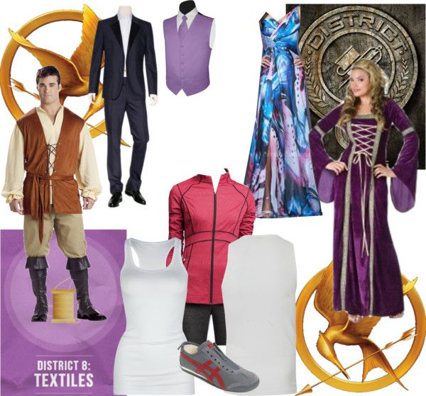 """""""Hunger Games: District 8"""" by elaine-mitchell on Polyvore ..."""