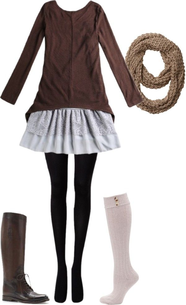 """Layered. srm"" by poshtart on Polyvore"