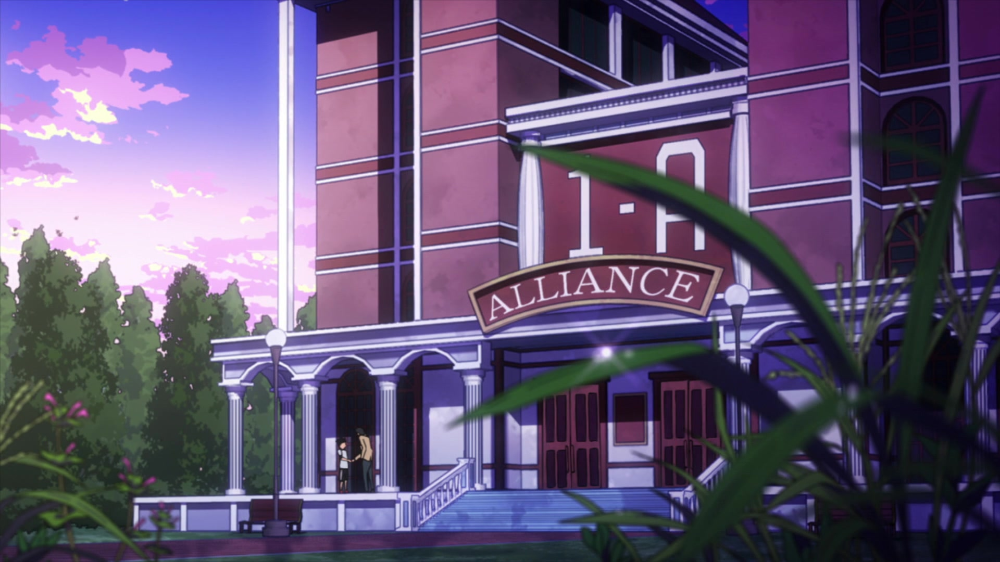 Anime Images Screencaps Wallpapers And Blog Dream Anime Scenery Background My Hero Academia