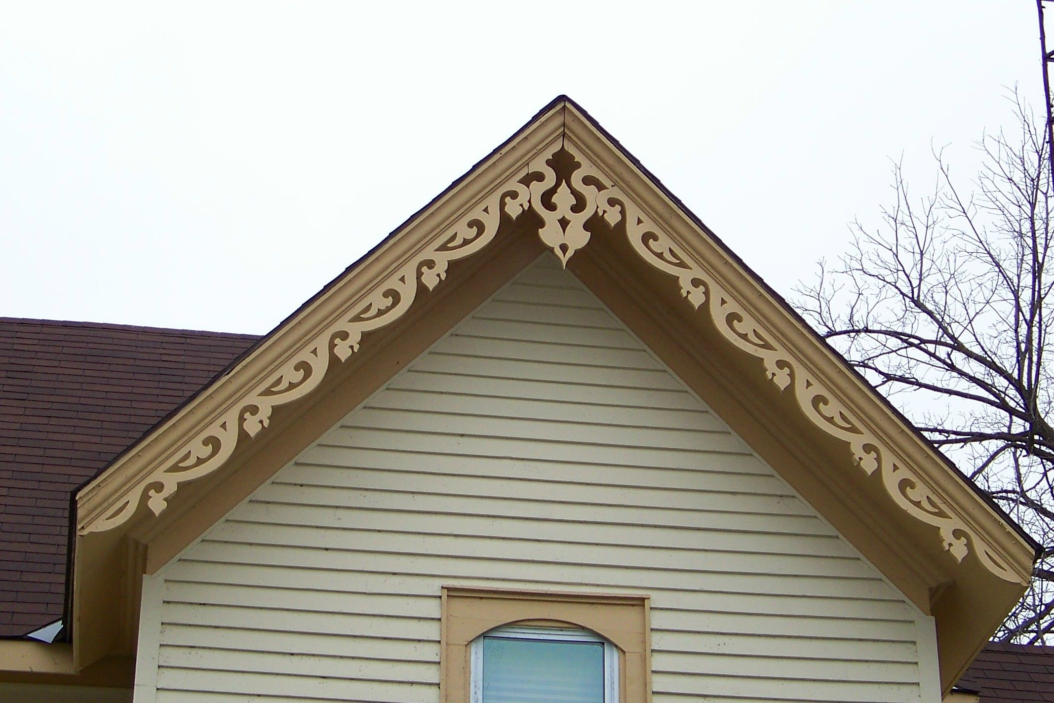 Barge board detail google search for Architectural gingerbread trim