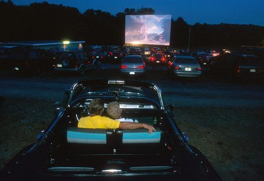 Cute and fun date ideas, cheap too! Going to a drive in.