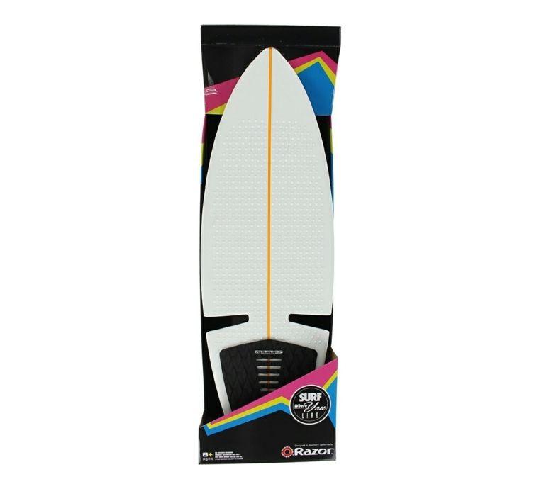 Razor Ripsurf Skateboard Inspired By The Surfboard Furniture Design Decoration Skateboard Surfboard Decor Surfboard