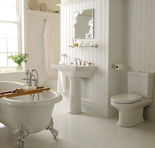 Ba os con estilo ba os pinterest shabby and tubs for Banos con estilo