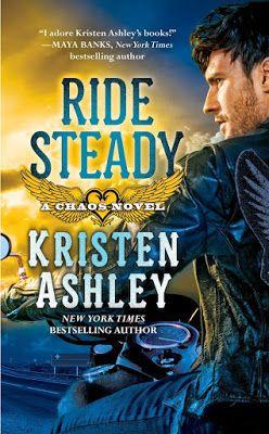 Nancy's Romance Reads: Book Review: RIDE STEADY by Kristen Ashley