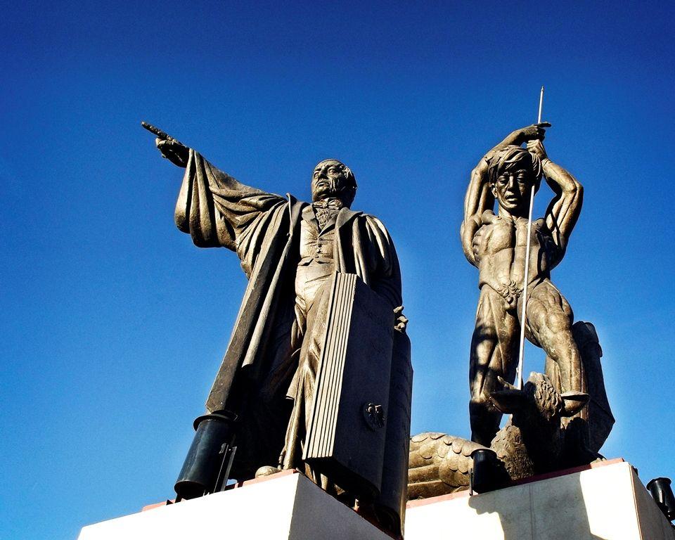 Resultado de imagen para Monumentos históricos en Nogales, Sonora