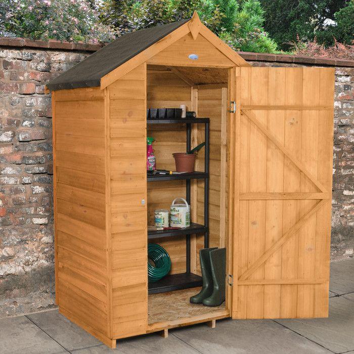 Forest Garden 4 x 3 Wooden Tool Shed & Reviews Wayfair