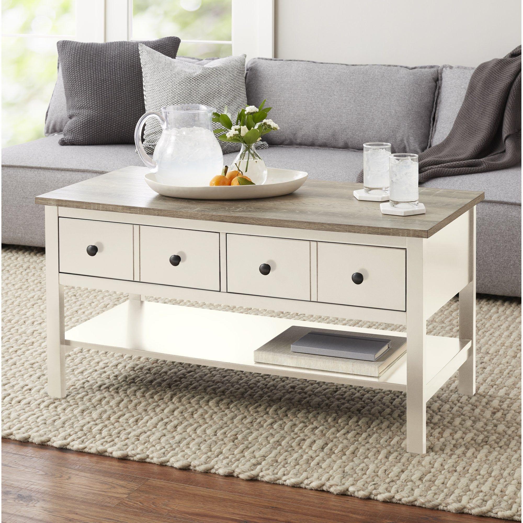 Ameriwood Home Farmington Coffee Table Coffee table