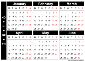 Pin By Printable Free On  Yearly Calendar    Yearly