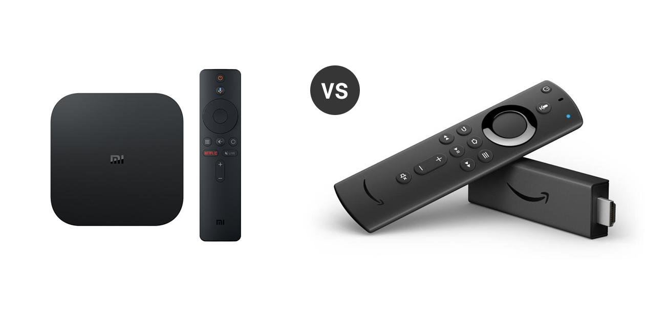 Xiaomi Mi Box Vs Amazon Fire Tv Stick 4k Which One Is Better Fire Tv Stick Amazon Fire Tv Stick Tv Stick