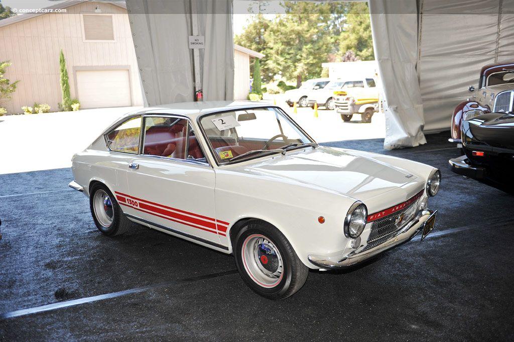 1968 Abarth 1300 Auto Da Sogno Auto Automobile