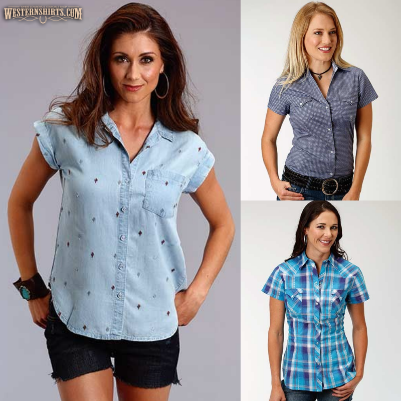 68d31af654ae NEW ARRIVALS in the short sleeves category for the ladies too! | AJs ...