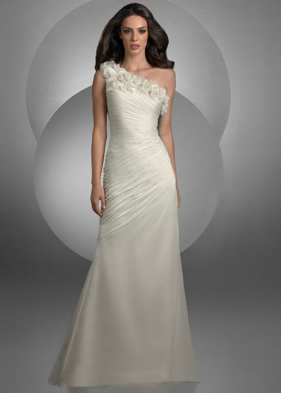 1d7ac5fc809cf Shop bridesmaid dresses, Bari Jay 2023 one shoulder chiffon gowns, 10% OFF  all bridal party dress orders of 5 or more at RissyRoos.com.