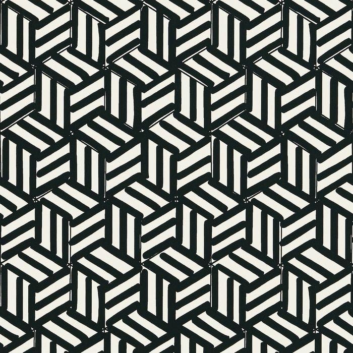 Discount Designer Decorator Wallpaper. Geometric stripe