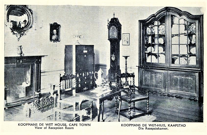 1930 S Koopmans De Wet House Reception Room Nordic Walking Nordic Modern Nordic
