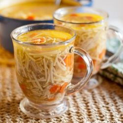 The Best Chicken Noodle Soup Recipe Beautiful Recipes