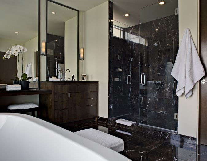 Superior Marble Tile Bathroom Shower Nice Ideas