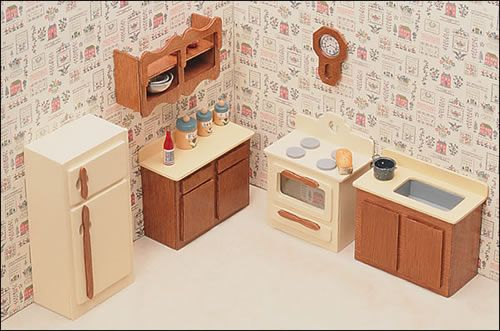 How To Make Your Own Doll House Furniture Dollhouse Stuff