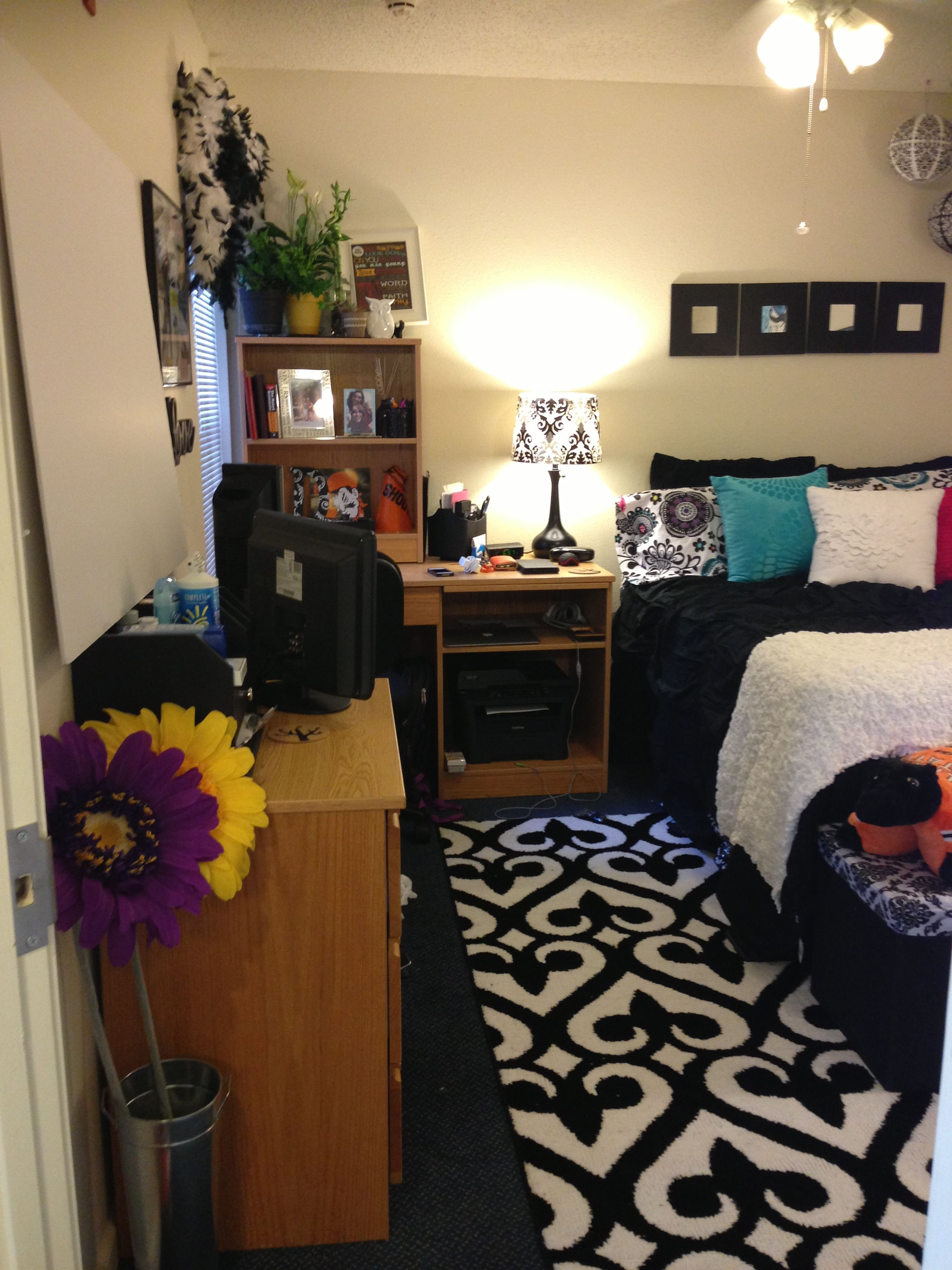 Ikea Dorm Room Ideas: We Started With Sheets From PBTeen For Our College