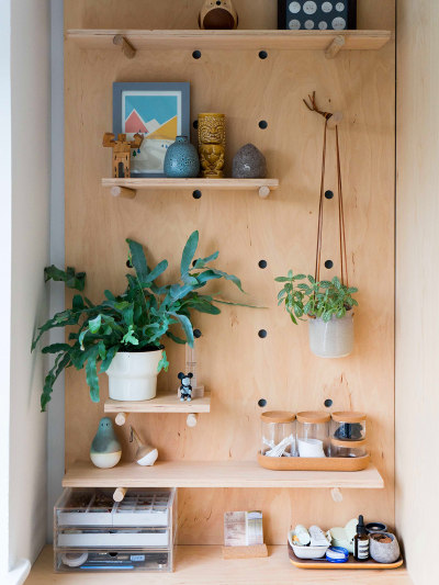 Photo of 3 Smart Pegboard Ideas (and How to Shop the Look)