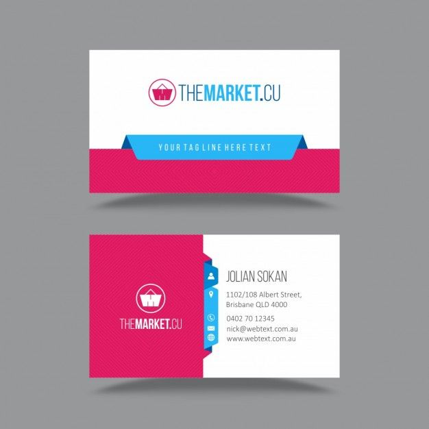 Elegant visiting card free vector palletes pinterest free elegant visiting card free vector reheart Gallery