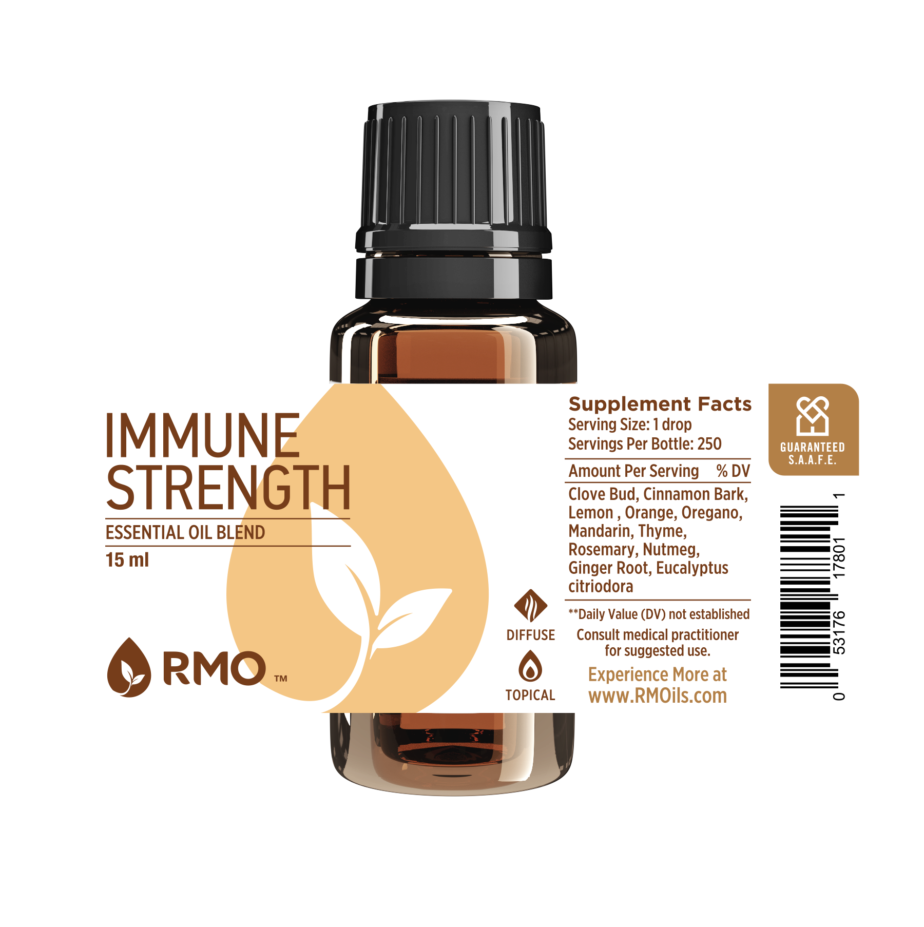 Immune Strength Essential Oils Patchouli Essential Oil