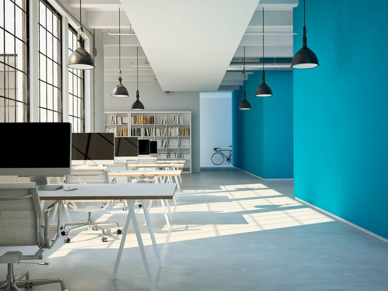 how to use colour schemes to boost office productivity on best colors to paint an office id=73697