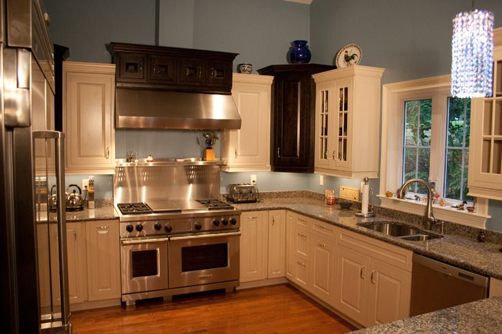 UltraCraft Cabinetry - Perth Amboy door style | Kitchen ...