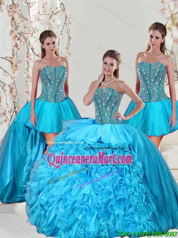 ff414bd96 Detachable Quinceanera Dresses