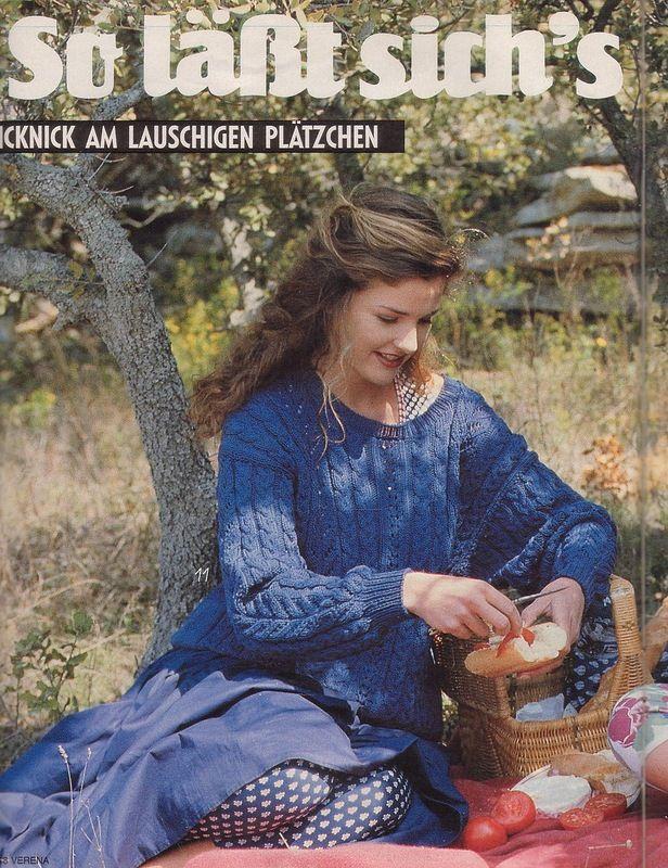Журнал :«Verena 1990-08de».. Обсуждение на LiveInternet - Российский Сервис Онлайн-Дневников