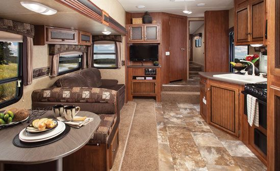 Eagle Ht Fifth Wheels Jayco With Images Fifth Wheel Jayco