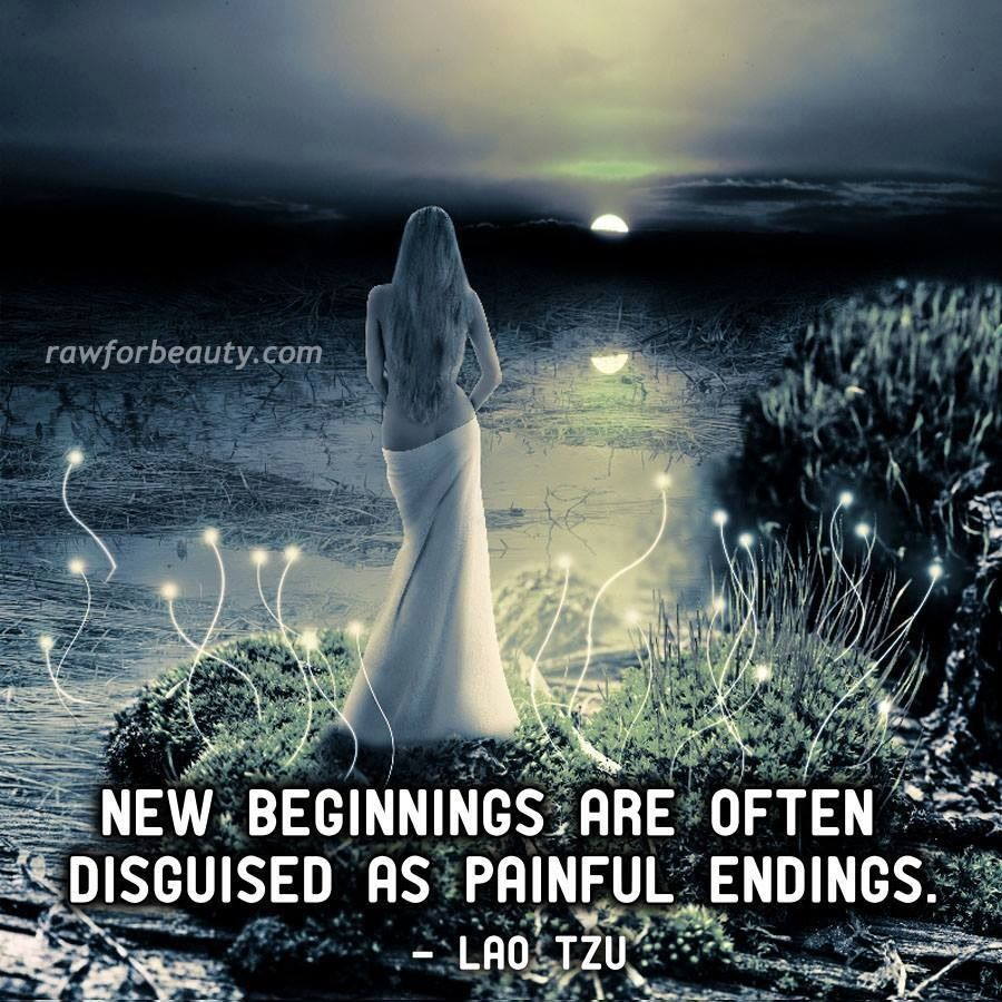 New beginnings | Words Of Wisdom, Inspiration, & Twisted Humor | Pint ...