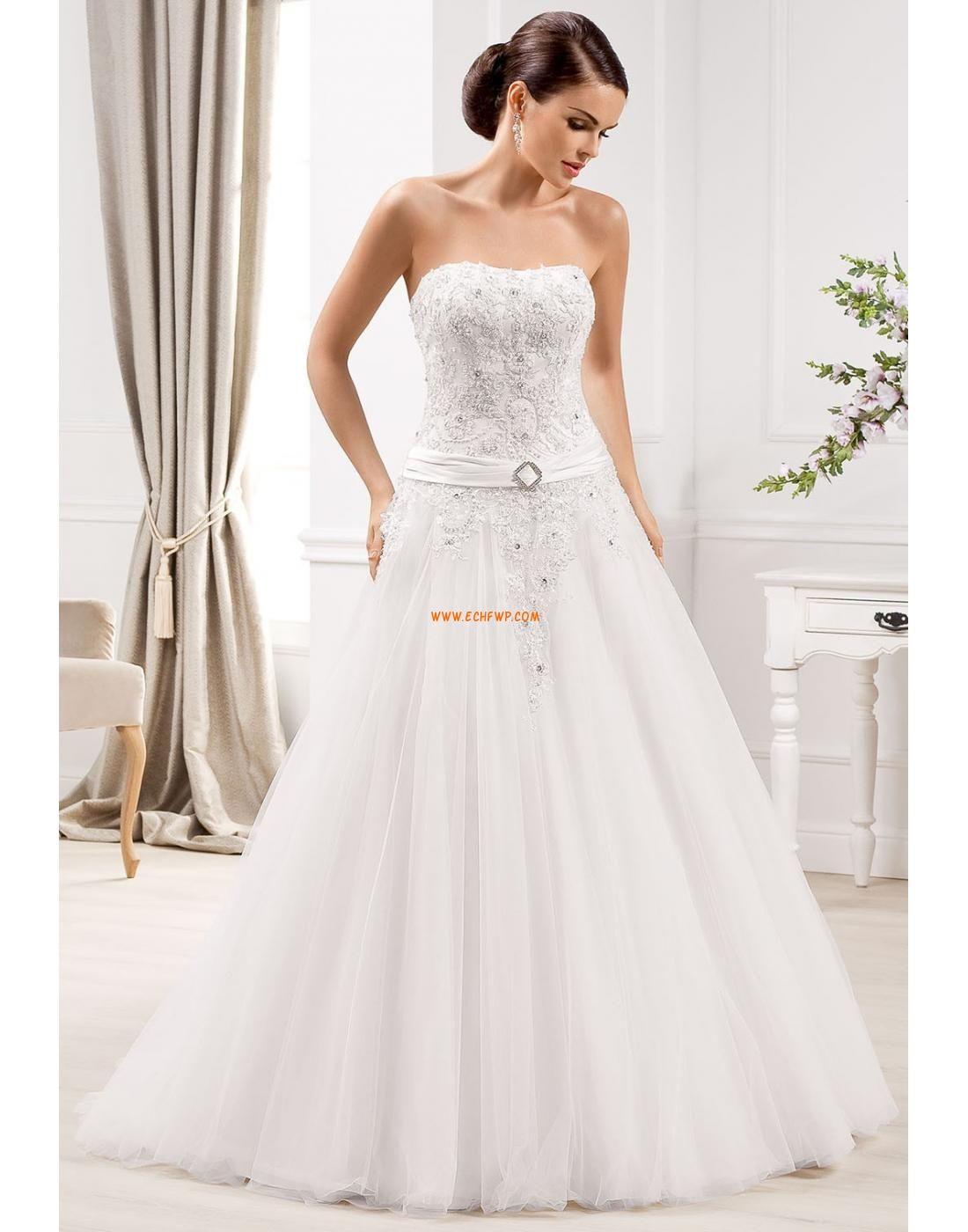 Natural wedding dresses  Church SweepBrush Train Natural Wedding Dresses   Wedding