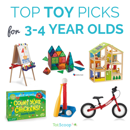 Our Editors Favorite Toys For 3 4 Year Olds