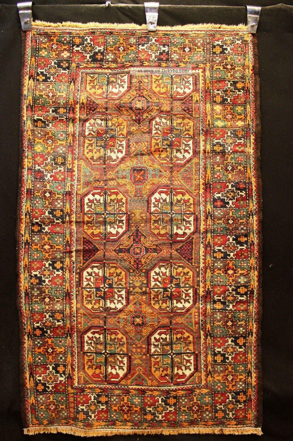 Russische Teppiche 80 jahre russischer tekke shirvan kazak buchara saboli teppich