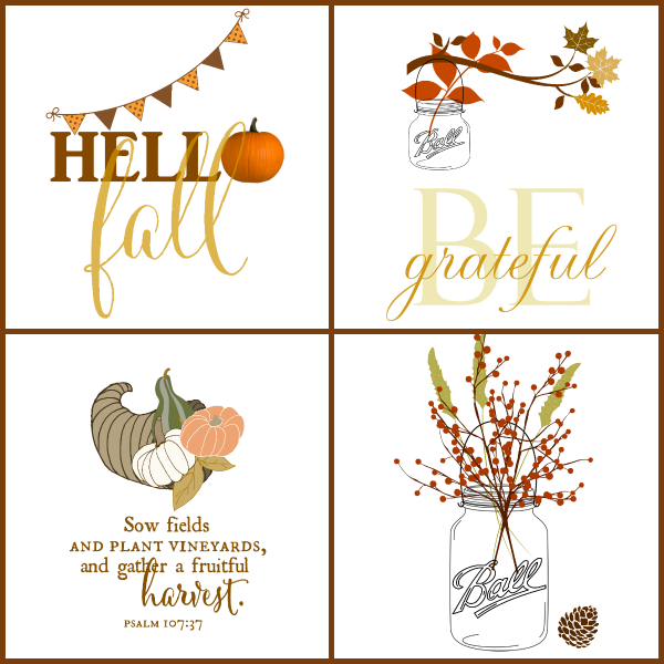 10 free fall printables free printables free and craft 10 free fall printables sciox Image collections