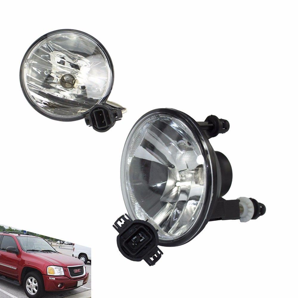 $12.00 (Buy here: https://alitems.com/g/1e8d114494ebda23ff8b16525dc3e8/?i=5&ulp=https%3A%2F%2Fwww.aliexpress.com%2Fitem%2FFog-light-for-Gmc-2002-2009-Envoy-Xl-Xuv-Sle-Slt-Denali-Left-Right-fog-lamps%2F32706809930.html ) Fog light for Gmc 2002 - 2009 Envoy Xl Xuv Sle Slt Denali (Left + Right) fog lamps Lens Bumper Fog Lights Driving Lamps YC100886 for just $12.00