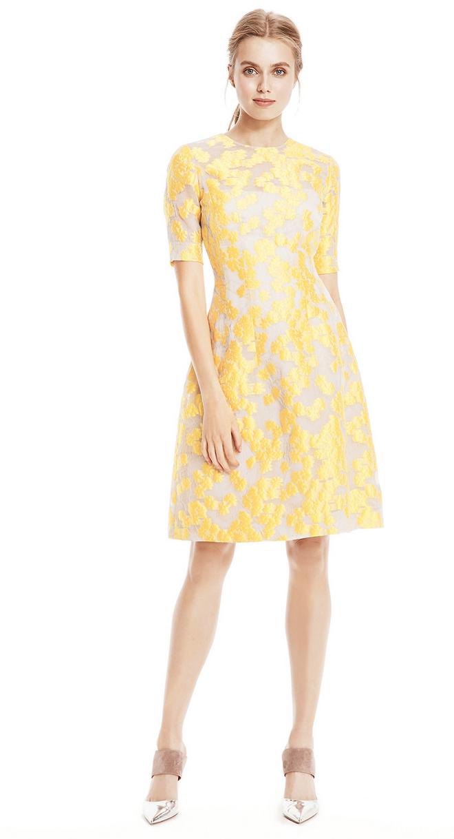 25 Stylish Dresses To Wear To a Summer Wedding | Lemon tarts, Lela ...