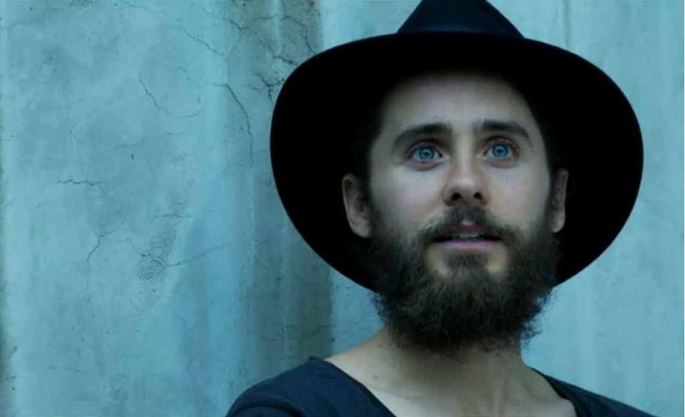 Jared Leto #MarsX VyRT 27 August 2012