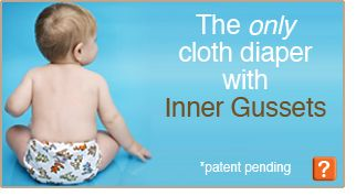 Rumparooz: available in newborn and one-size pockets, AIO, covers, trainers, wet bags and more!  @DiaperShops