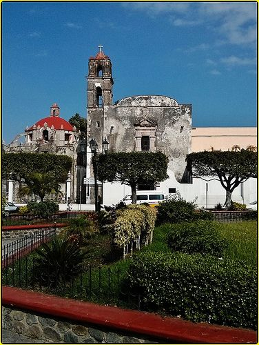 Ex Convento Franciscano San Diego De Alcala Cuautla Morelos Mexico America Travel Central America Travel Mexico