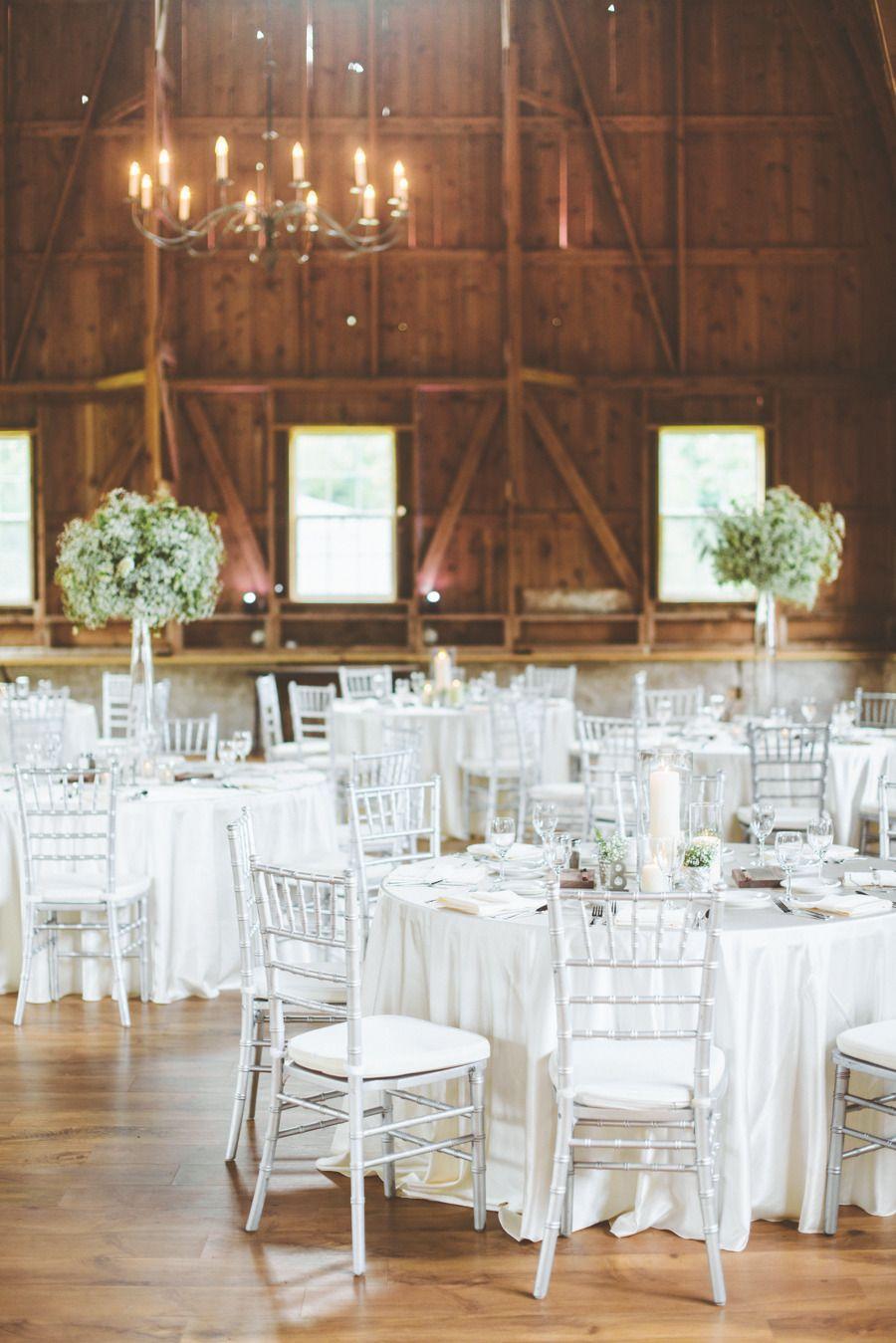 New York Glamour in a Wisconsin Barn Wedding | Barn ...