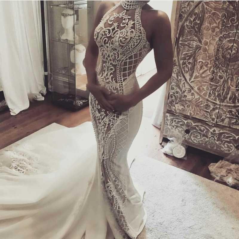 d29ab52bcf Vestidos de novia que vas a querer aunque aún no tengas con quién casarte