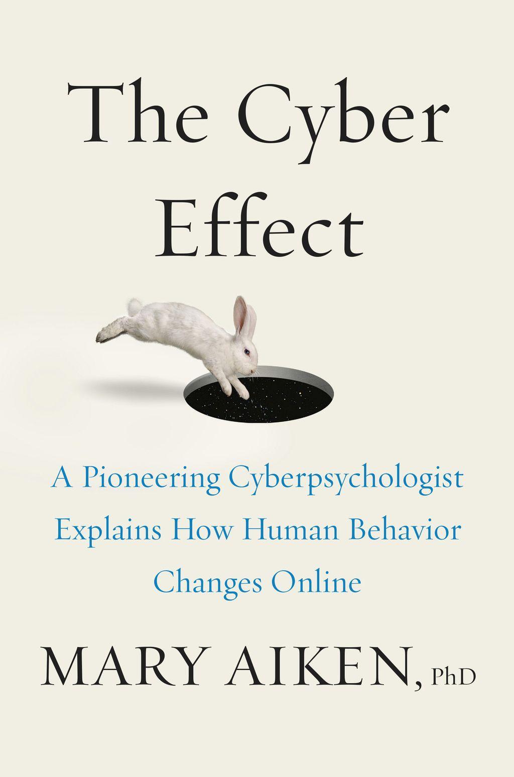 The Cyber Effect Ebook Human Behavior Psychology Books Nonfiction Books