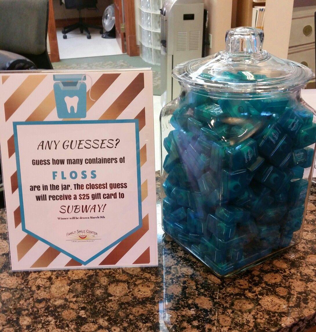 Dental office promotion idea  saint pattys day  Pinterest  Dental