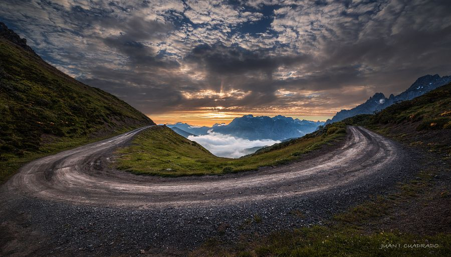 From East to West by Juan I. Cuadrado - Photo 161532141 - 500px
