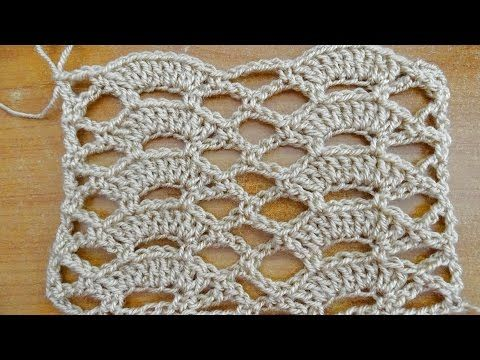 Lacy Star PART 1 - Crochet Tutorial - YouTube   ΠΛΕΞΙΜΟ ΣΜΥΛΙ ...