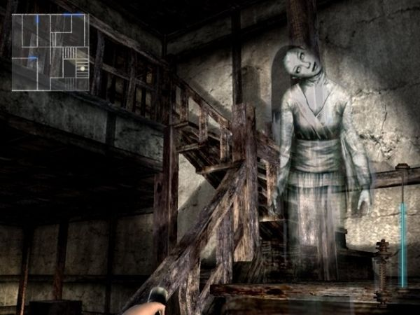 Fatal Frame II: Crimson Butterfly - Director\'s Cut // Project Zero ...