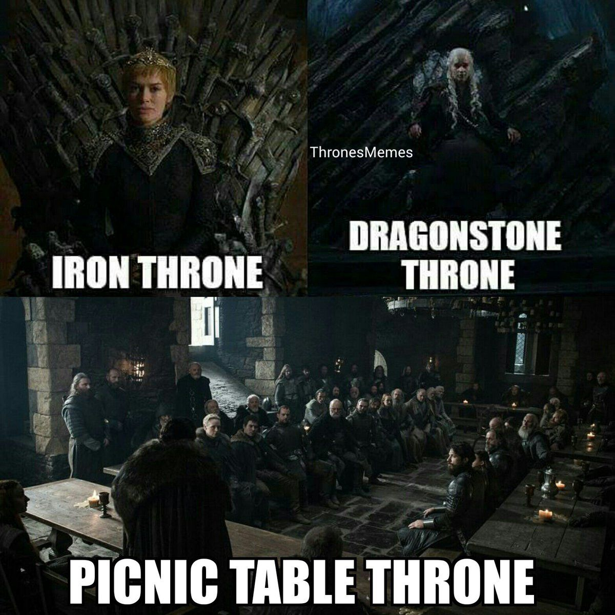 Game of Thrones Meme (Thrones_Memes) Twitter (With