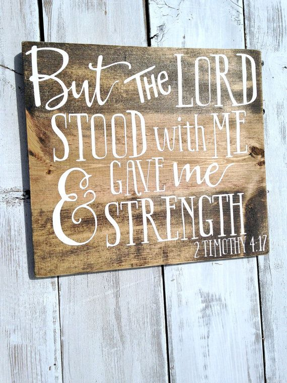 Bible Verse On Wood Bible Verse Wall Art By