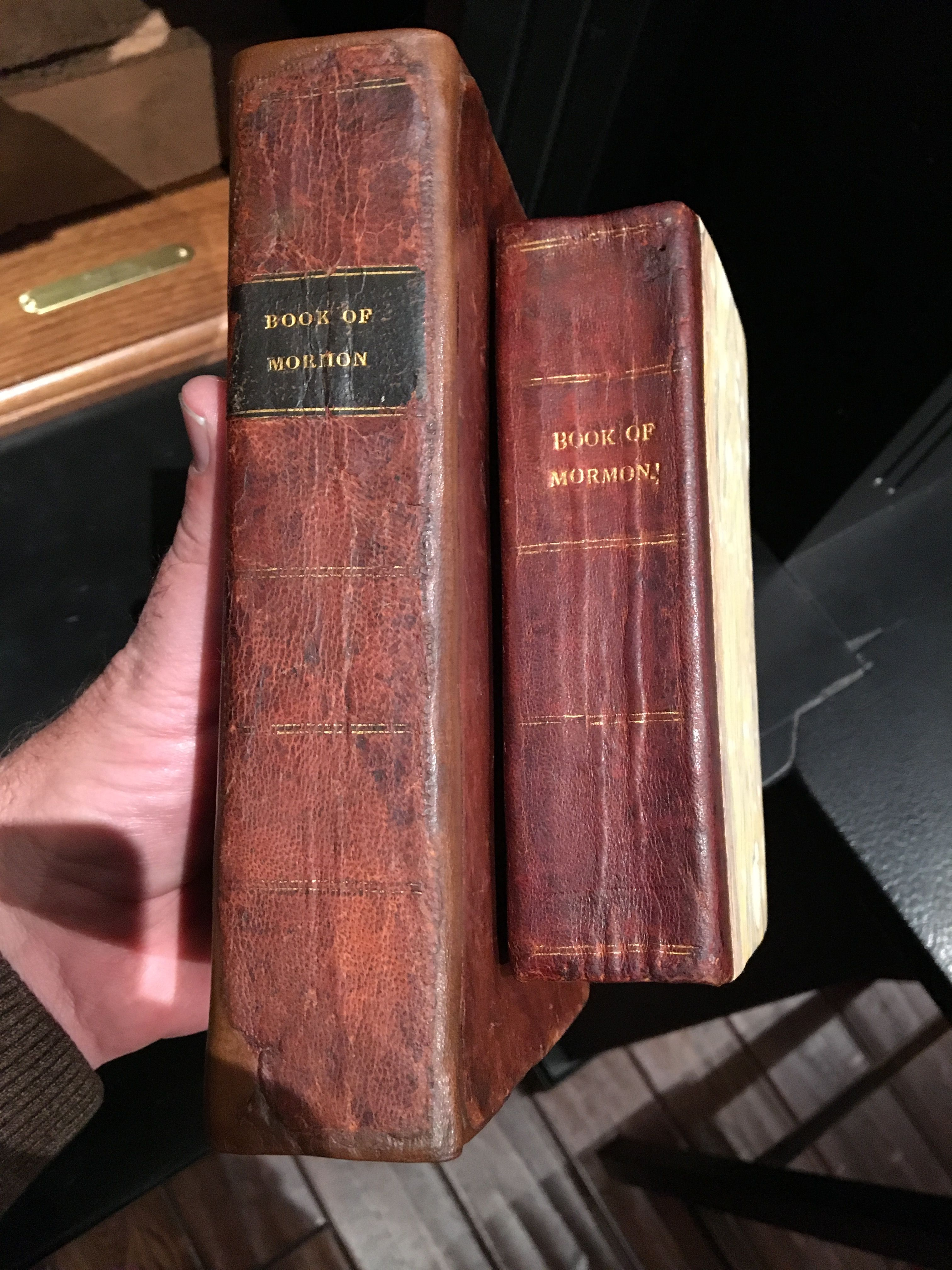 Pin On First Edition Book Of Mormon 1830 Pinterest